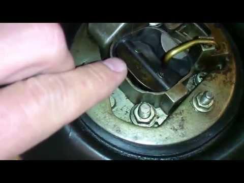 Audi 100. Принцип работы автоподсоса карбюратора Pierburg 1b3