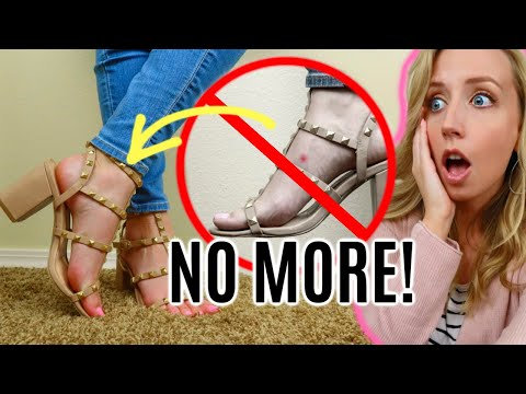 The #1 Secret to Preventing Foot Blisters
