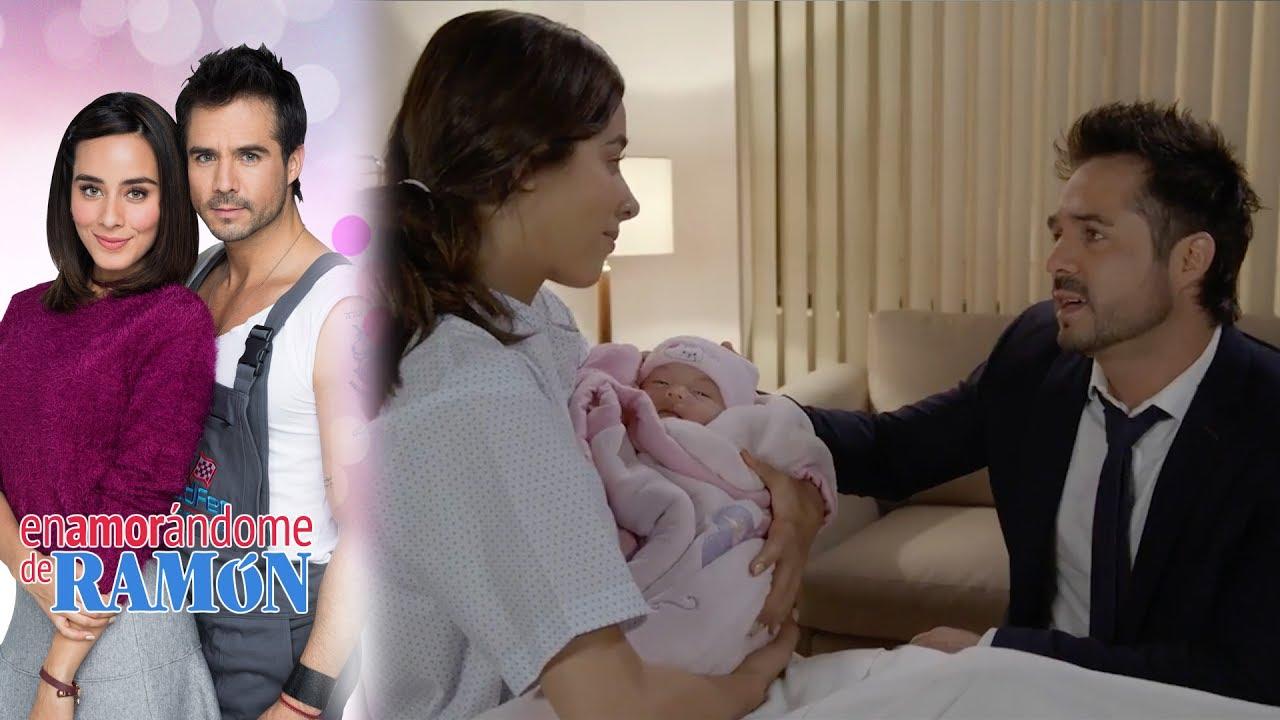 Fabiola Y Ramón Se Vuelven Padres Enamorándome De Ramón Televisa Youtube