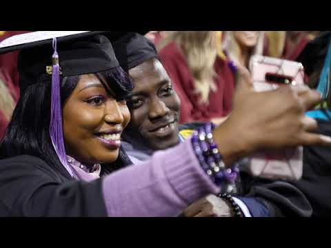 @Central Michigan University Fall Commencement 2019