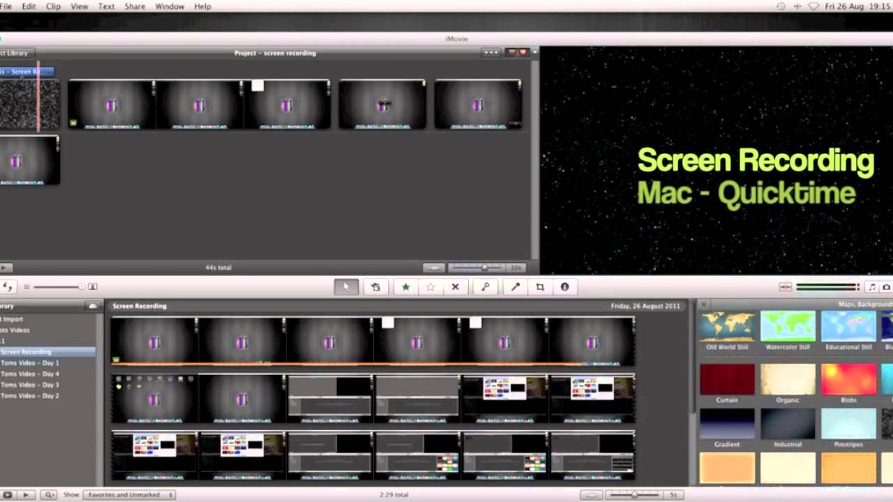 Screen recording mac how to use free software to record video and screen recording mac how to use free software to record video and audio on mac os x ccuart Gallery