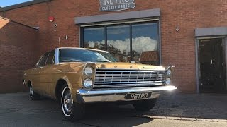 1965 Ford Galaxie 500 LTD 289 V8 - Preview Video