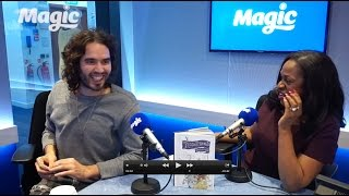 Russell Brand's hilarious Book Club interview - Part 1