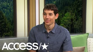 Rock Climber Alex Honnold Considers His Next Big Feat: 'Maybe Having A Family'   Access