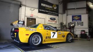 performance autosport corvette c5 r dyno tuning