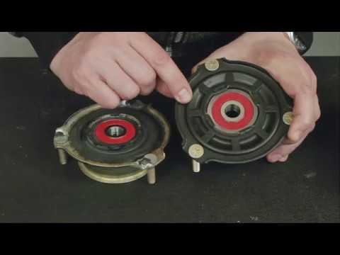 Замена переднего ступичного подшипника таврия-славута. - YouTube