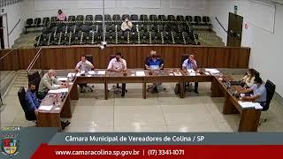 Câmara Municipal de Colina - 11ª Sessão Ordinária 02/08/2021