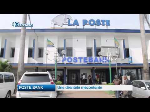 POSTE BANK : Une clientèle mécontente