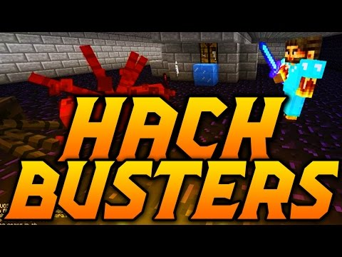 """Minecraft Faction HACK BUSTERS #1 """"THE FIRST HACKERS BUSTED!"""" from YouTube · Duration:  14 minutes"""
