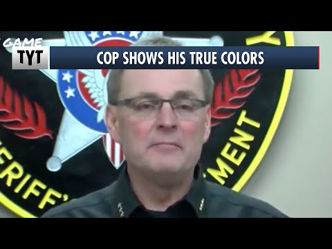 Kenosha Sheriff Can't Hide His Racism During Video Rant from YouTube · Duration:  8 minutes 13 seconds