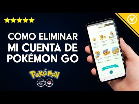 Cómo Eliminar mi Cuenta Pokémon Go Vinculada a mi Correo, celular o Facebook por Completo