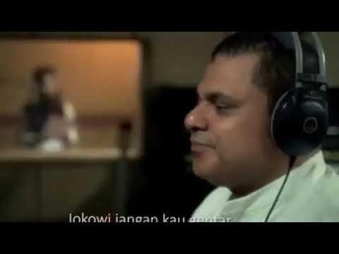 KEREN!!!!Lagu untuk presiden Jokowi dari Haddad Alwi.