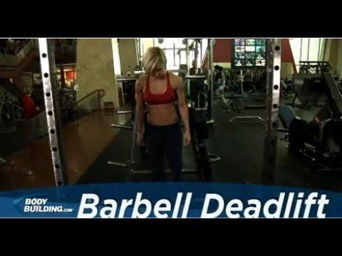 Barbell Deadlift