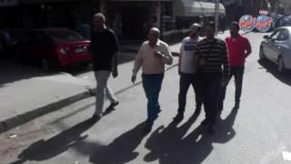 أخبار اليوم  هدوء تام في شوارع القاهرة صباح يوم 11/11