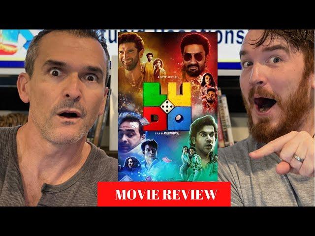 Ludo MOVIE REVIEW!!! |Anurag Basu, Rajkummar Rao, Fatima, Aditya Roy Kapur, Pankaj Tripathi