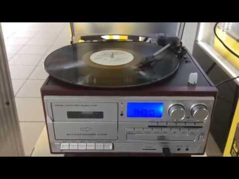 Проигрыватель винила, кассет, компакт-дисков, флешек Deson TR-18. Процесс оцифровки
