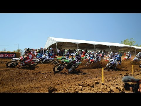 2018 Red Bull Motocross Classic race highlights