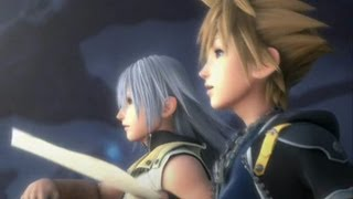 Kingdom Hearts 2 [Cutscene Movie] pt. 3/3 END