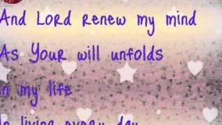 Power Of Your Love - Rebecca St. James (LYRICS)