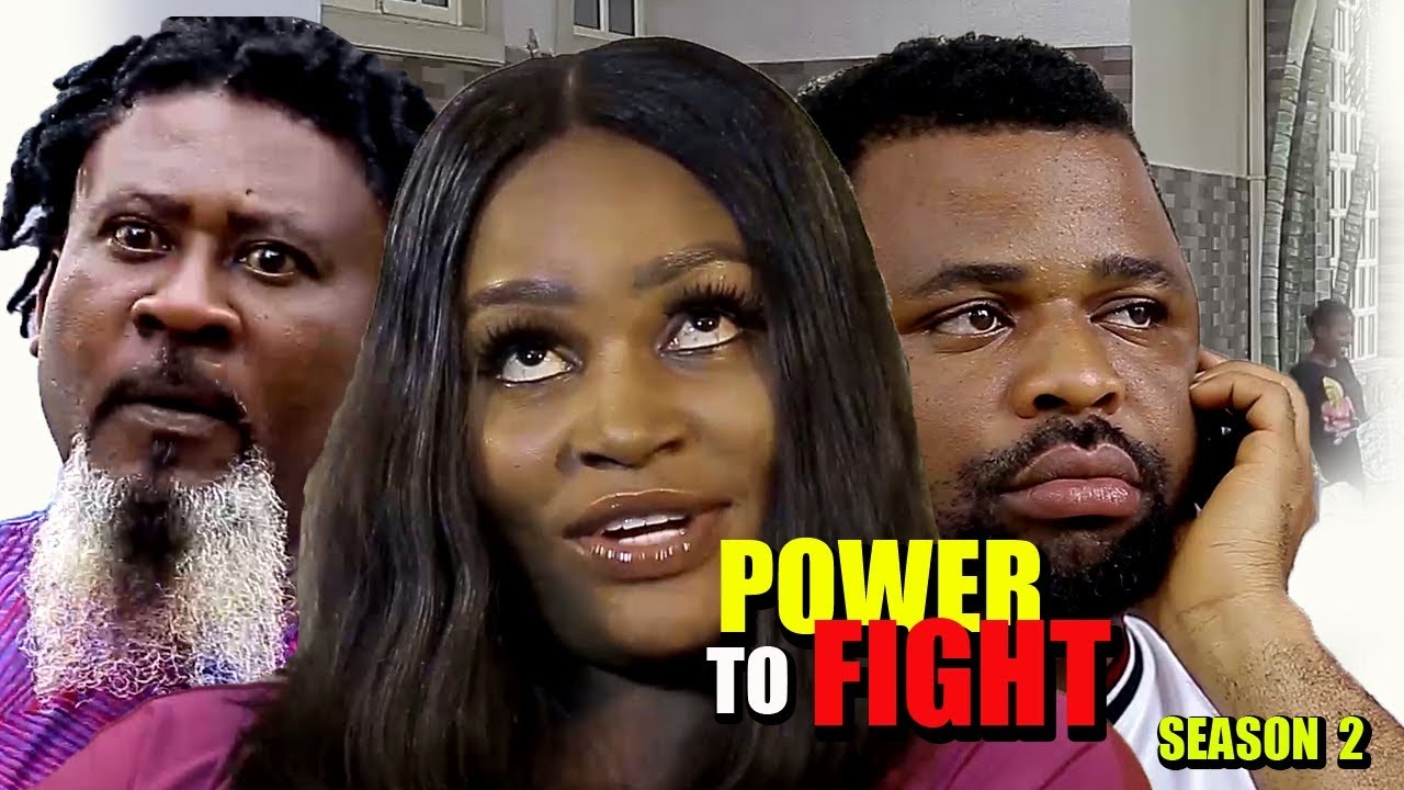 Power To Fight Season 2 - 2018 Latest Nigerian Nollywood Movie Full HD (Subtitled)