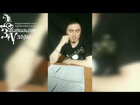 Максим Кочнев — ч. 2, мастер-класс. «Танец с саблями» (А. Хачатурян)