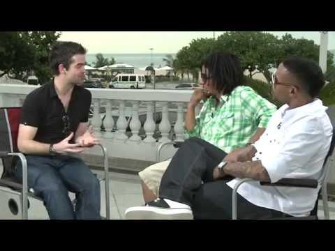 Entrevista: Don Omar y Tego Calderon en Rapido y Furioso 5