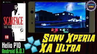 🔵Scarface: Money. Power. Respect PPSSPP/Helio P10/Sony Xperia XA Ultra | PPSSPP Emulator Android
