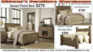 Midway Furniture Ashley B446