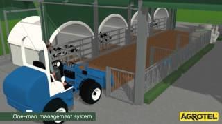видео Домики для телят