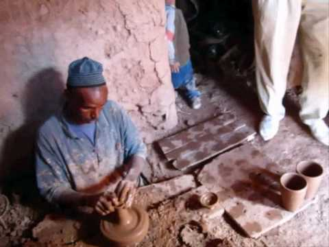 Authentic Morocco  - Tamegroute (Sustainable Pottery Factory)