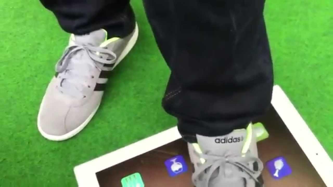Mis adidas neo zapatillas stomping I PAD YouTube