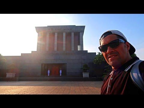 Ho Chi Minh Mausoleum - Hanoi Vietnam 3