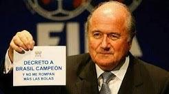 Fussballmafia FIFA (Das schmutzige Geschäft mit dem Fussball) Reportage 2014