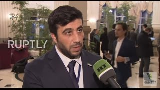 Kazakhstan  Opposition can't participate if Assad's fate not defined   Free Syrian Army spokesperson