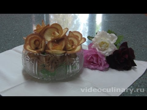 рецепты бабушки эммы печенье розочки