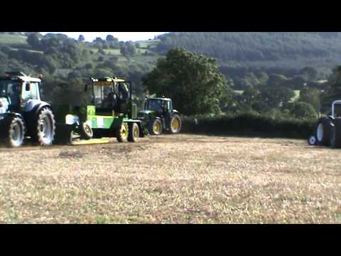 Tractor Pulling in Borris, Co Carlow