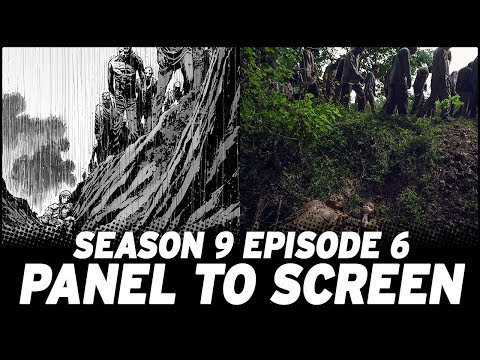 Panel to Screen: The Walking Dead Season 9 Episode 6