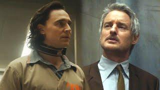 Loki: Owen Wilson and Tom Hiddleston Meet in New Clip