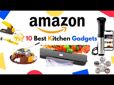 10 Top Best kitchen Gadgets on Amazon 2021 - Amazing Technology