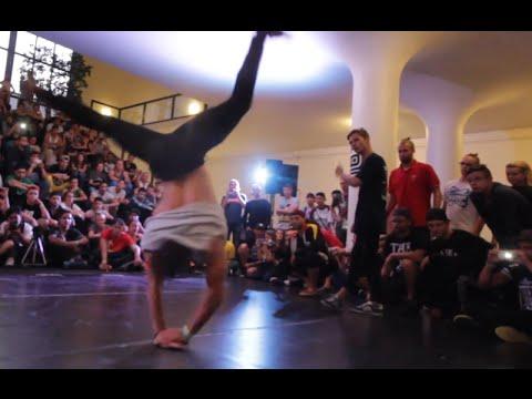 IBE 2014  Powermove Battle Final  Paco Vs. Lil' Twister