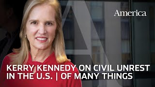 Protests calling for an end to racial injustice have rocked the united states last two weeks. kerry kennedy, president of rfk human rights, joins mat...