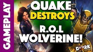 5/65 Quake DESTROYS ROL Wolverine