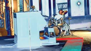 Dr. Carol Williams plays Pipe Organ with Drums-Improve on In A Gadda Da Vida