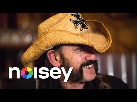 Motörhead Bassist Lemmy Kilmister: Guitar Moves