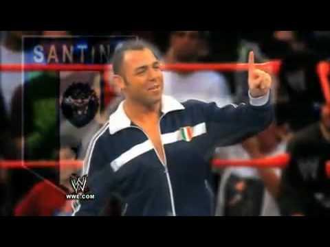 WWE Santino Marella Titantron 2010