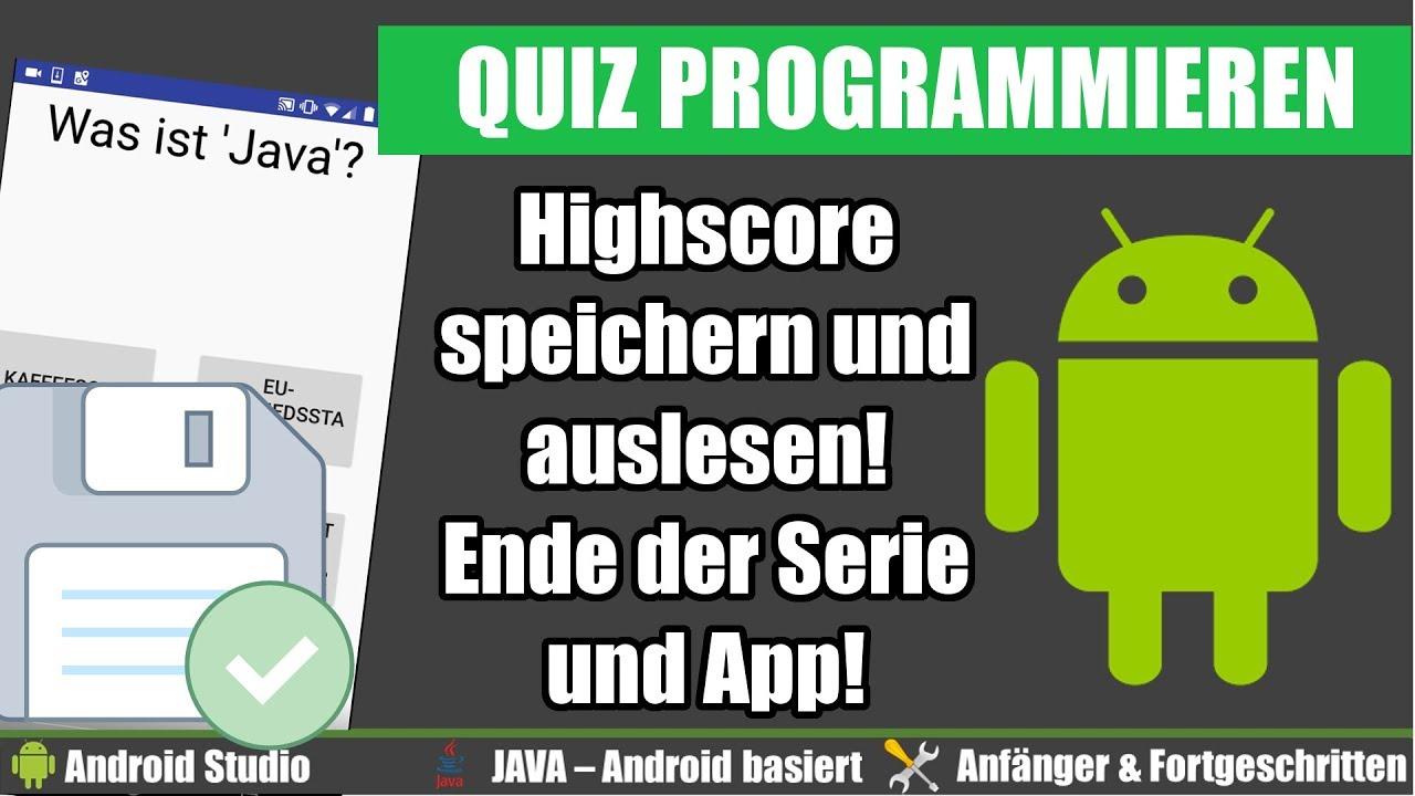 Android Apps Deutsch