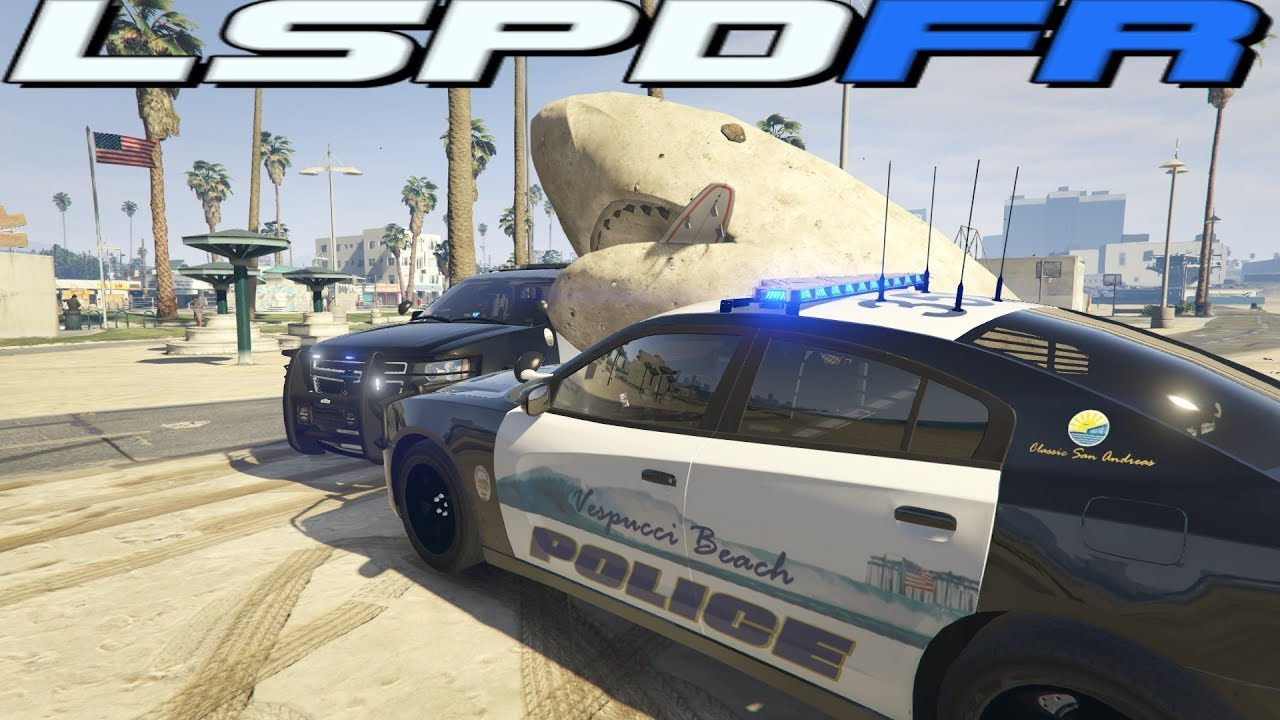 GTA 5 MODS - San Andreas Police Vehicle Pack - LSPDFR 0 4