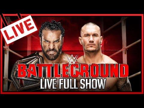 WWE Battleground 2017 Live Full Show July...