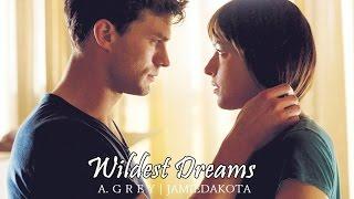 wildest dreams   jamie and dakota