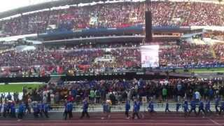 World Record Harlem Shake! 35000 people in Sweden, Gothia Cup